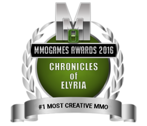 MMOGAMES AWARDS 2016 #1 Most Creative MMO